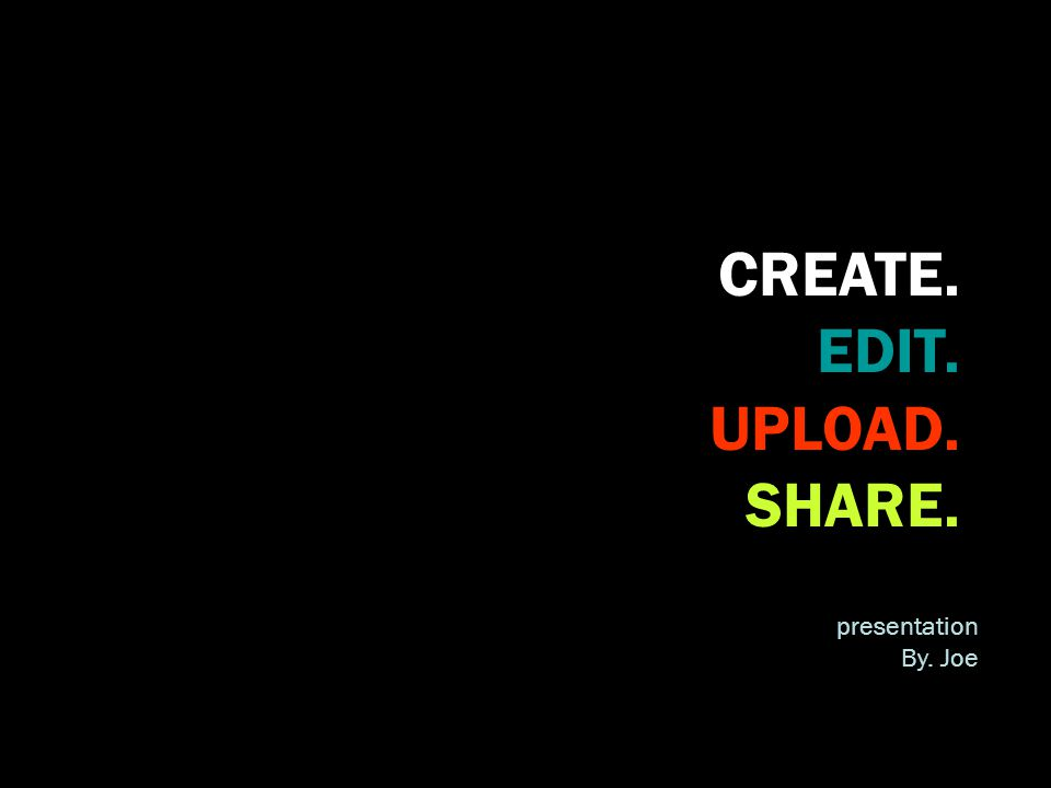 VIDEO SHARING allows individuals to upload video clips to an Internet website.