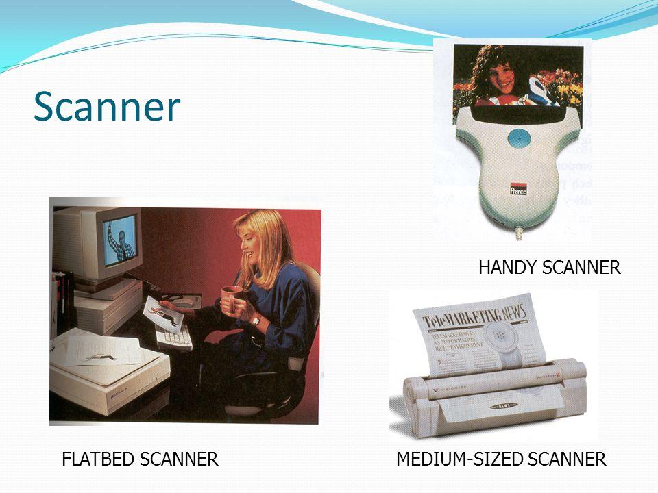 Scanner HANDY SCANNER FLATBED SCANNERMEDIUM-SIZED SCANNER