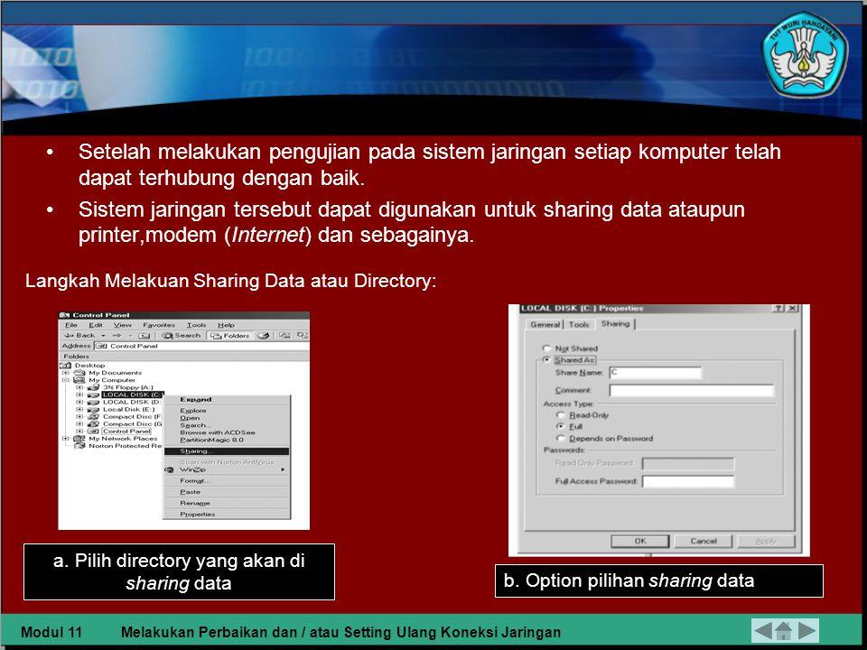 •Utilitas Ping digunakan untuk mengetahui konektifitas yang terjadi dengan nomor IP address yang kita hubungi.