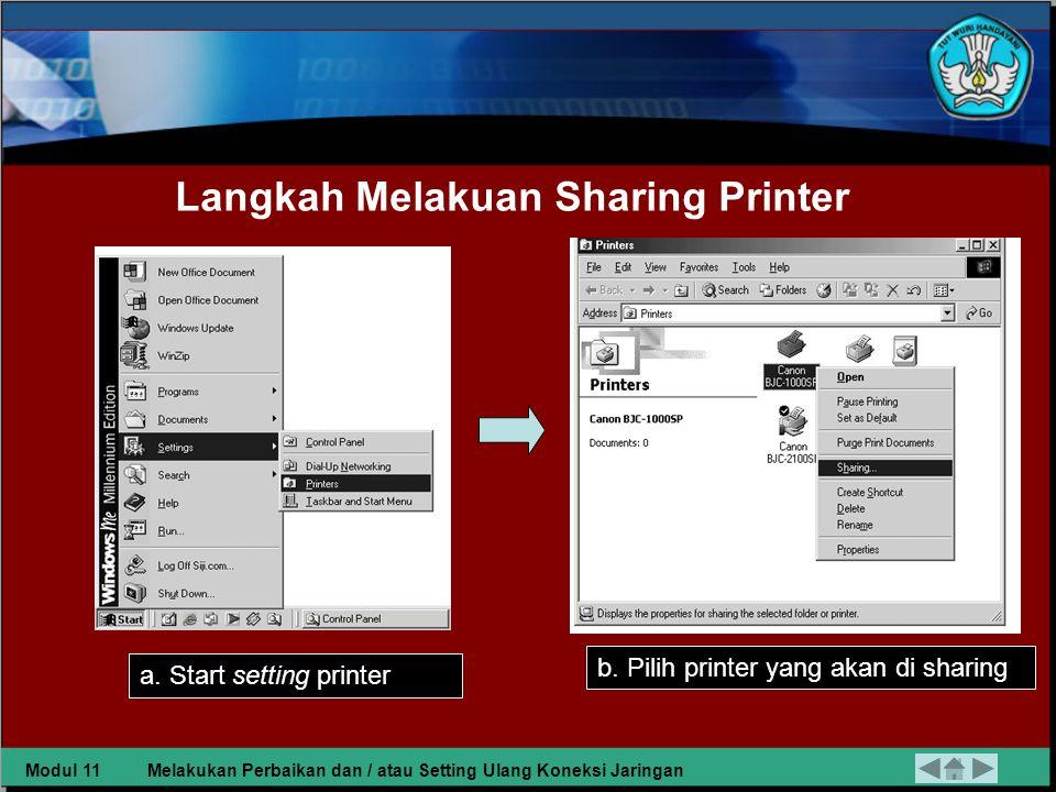 •Setelah melakukan pengujian pada sistem jaringan setiap komputer telah dapat terhubung dengan baik.