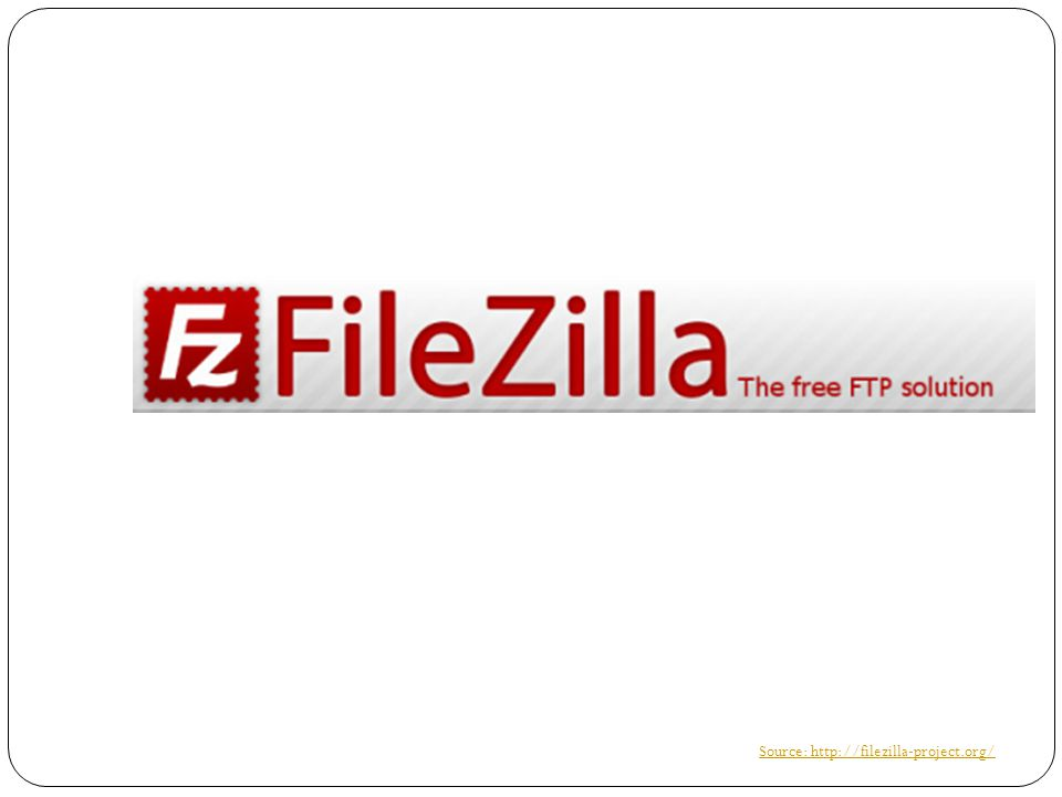 Source: http://filezilla-project.org/