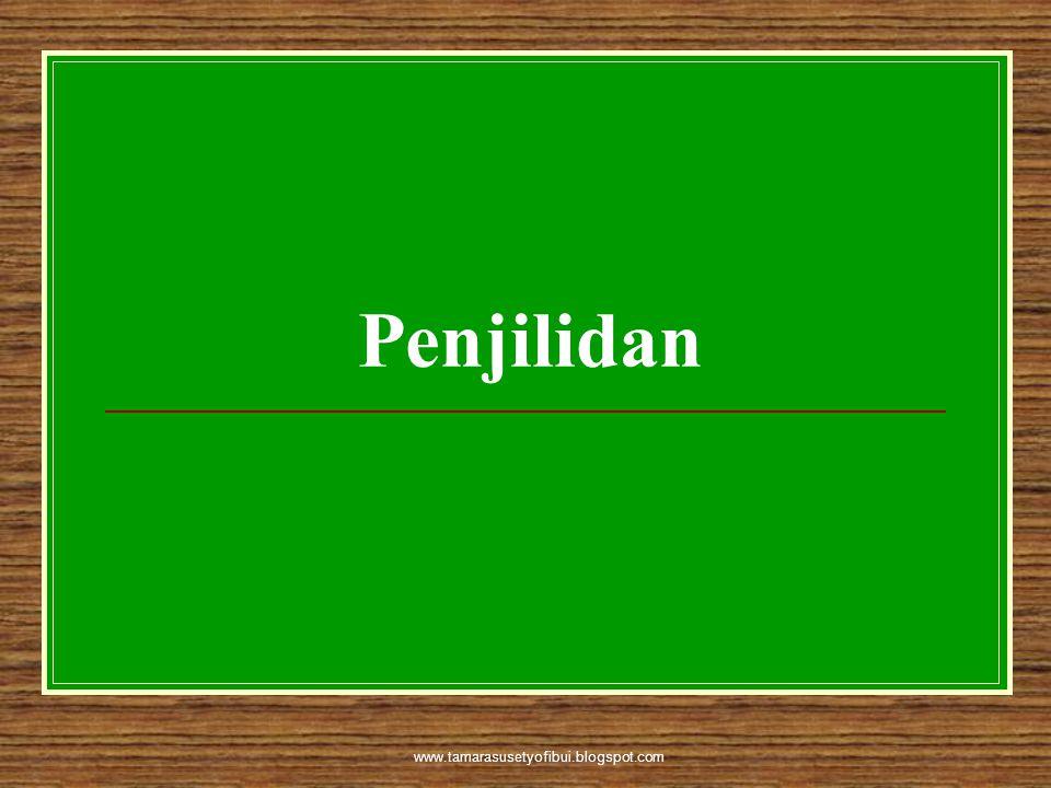 www.tamarasusetyofibui.blogspot.com Penjilidan