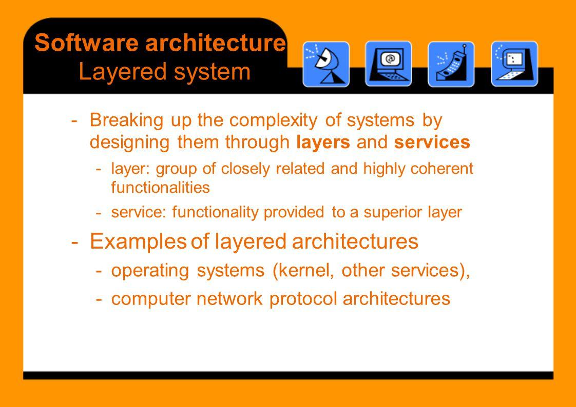 Multiple Sebagian besar layanan web komersial diterapkan melalui server fisik yang berbeda  Untuk kehandalan Server menggunakan replikasi atau database terdistribusi server Service disediakan oleh beberapa server