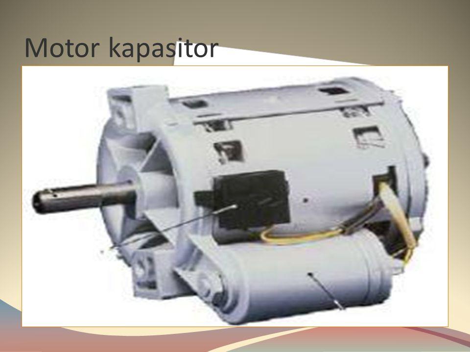 Stator motor shaded pole