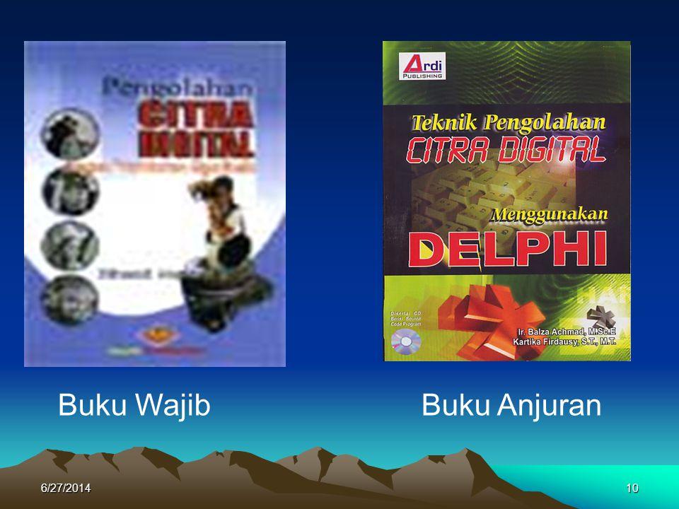 Buku WajibBuku Anjuran 6/27/201410