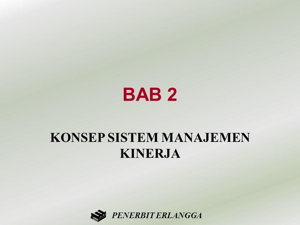 BAB 2 KONSEP SISTEM MANAJEMEN KINERJA PENERBIT ERLANGGA