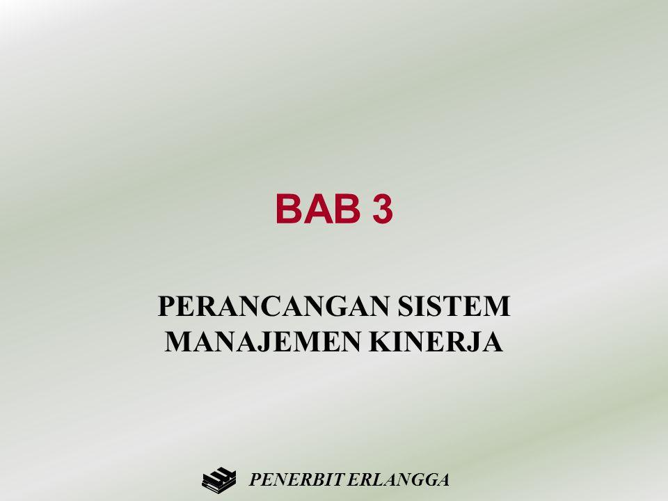 BAB 3 PERANCANGAN SISTEM MANAJEMEN KINERJA PENERBIT ERLANGGA