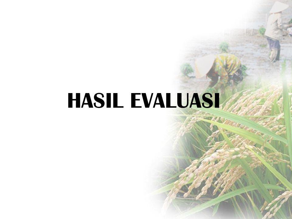 HASIL EVALUASI