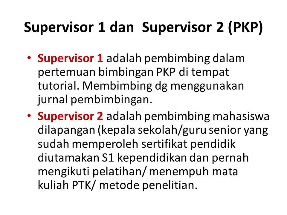 Jurnal Pembimbingan PKP NIM/ Nama Mahasiswa: Mengajar di Kelas: Sekolah: NoHari/ TanggalKegiatanHasil/ Komentar Paraf Mhs.Suprv.