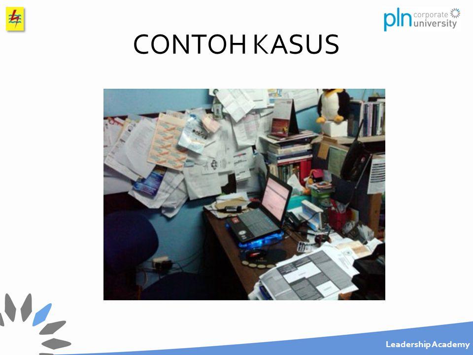 Leadership Academy STUDI KASUS
