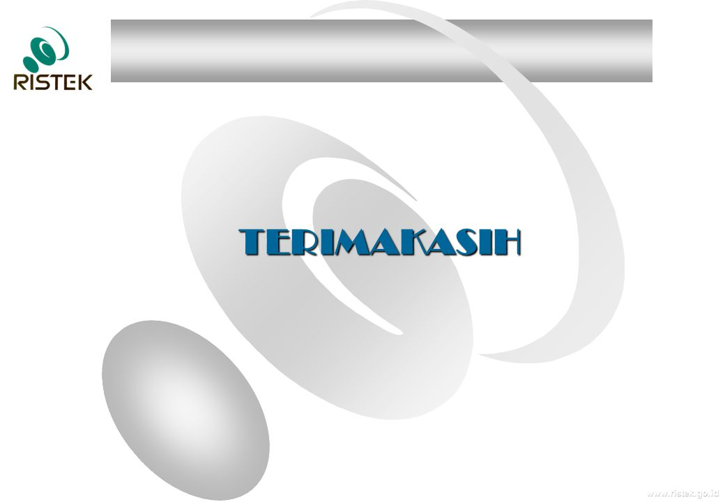 www.ristek.go.id TERIMAKASIH