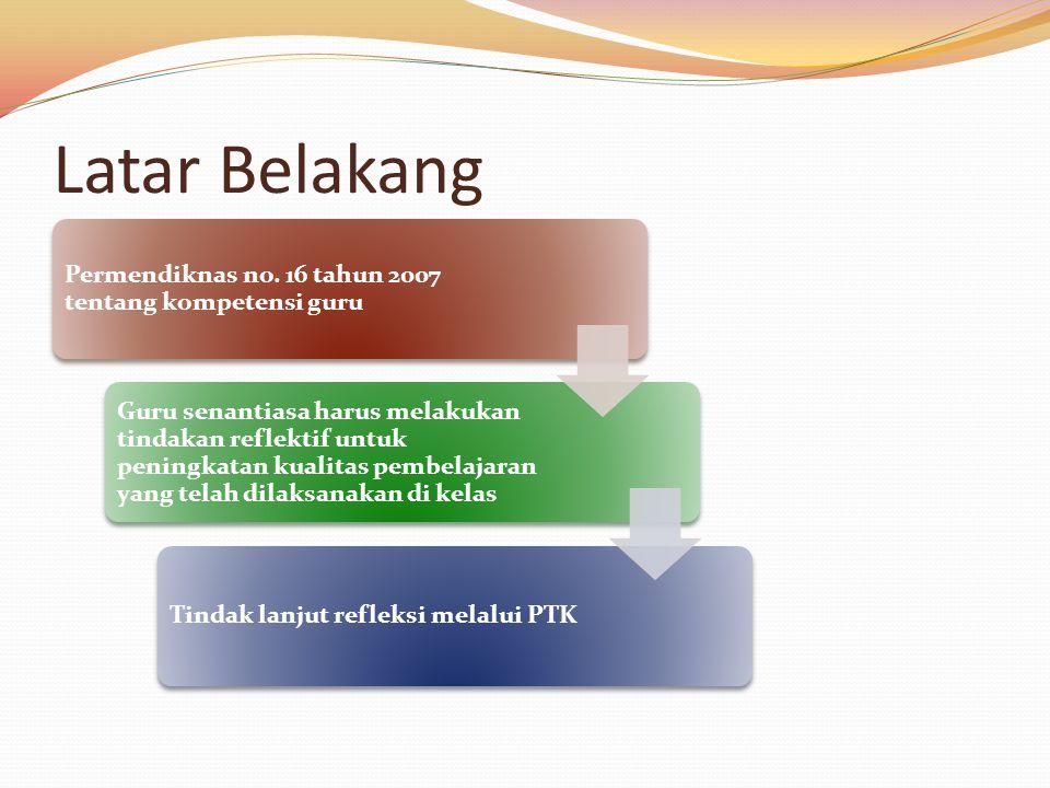 PENGERTIAN Penelitian Tindakan Penelitian tindakan merupakan intervensi praktik dunia nyata yang ditujukan untuk meningkatkan situasi praktis (Suwarsih Madya, 2007).