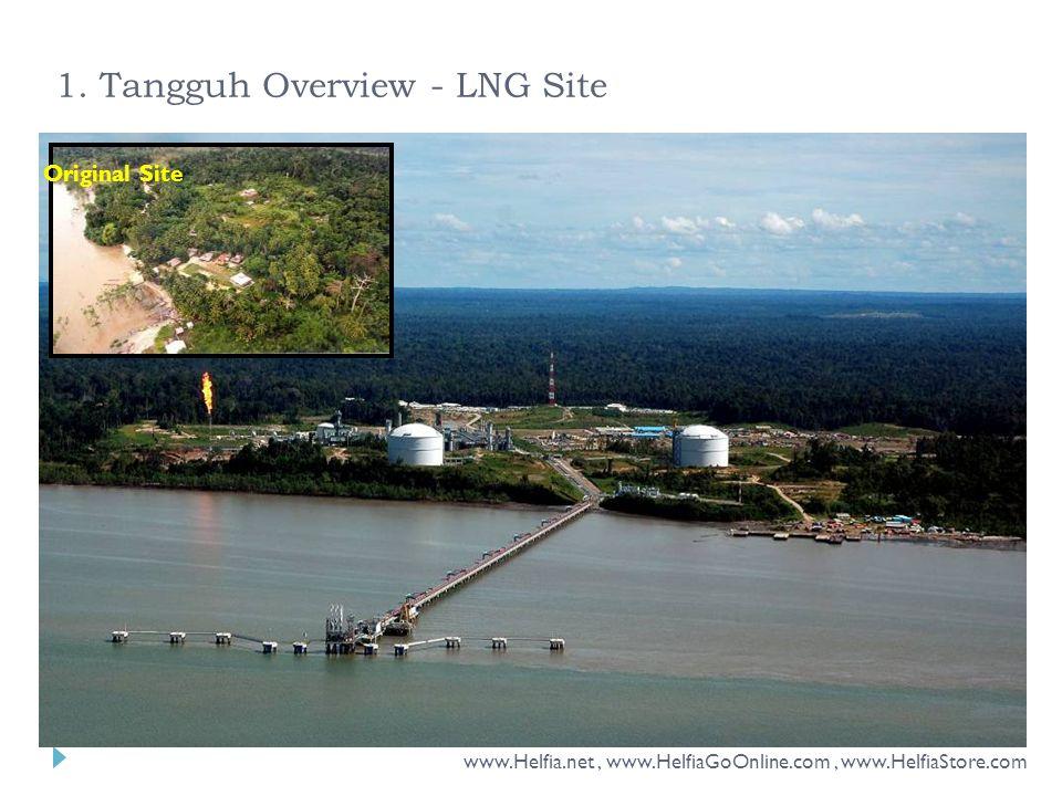 1. Tangguh Overview - LNG Site Original Site www.Helfia.net, www.HelfiaGoOnline.com, www.HelfiaStore.com
