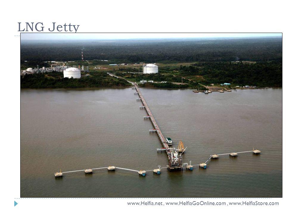 LNG Jetty www.Helfia.net, www.HelfiaGoOnline.com, www.HelfiaStore.com