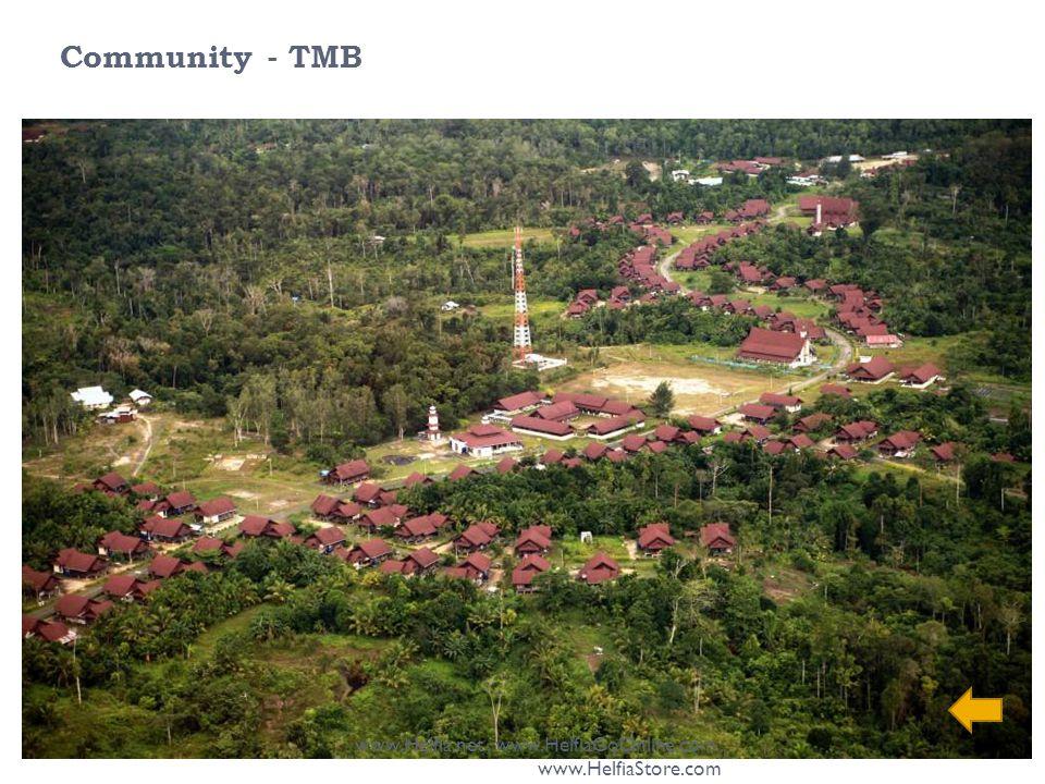 Community - TMB www.Helfia.net, www.HelfiaGoOnline.com, www.HelfiaStore.com