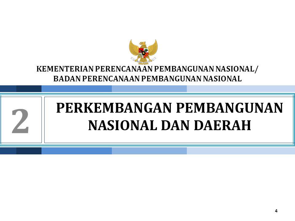 KEMENTERIAN PPN/ BAPPENAS SINERGI PUSAT DAN DAERAH DALAM PERCEPATAN DAN PERLUASAN PEMBANGUNAN EKONOMI INDONESIA (KORIDOR EKONOMI INDONESIA) (1) KORIDOR EKONOMI INDONESIA PERAN PUSAT: REGULASI DAN INVESTASI (PEMERINTAH DAN SWASTA) PERAN DAERAH: REGULASI, LOKASI, INVESTASI (PEMERINTAH DAN SWASTA), DIRECT USER • SESUAI DENGAN SUMBER DAYA (KEUANGAN DAN MANUSIA), SEKTOR UNGGULAN, SARANA - PRASARANA, DAN TATA RUANG DI DAERAH Daerah perlu melakukan sinergi dalam alokasi sumber daya, pengembangan sektor unggulan, sarana prasarana, dan rencana tata ruang dengan konsep koridor ekonomi Indonesia 25