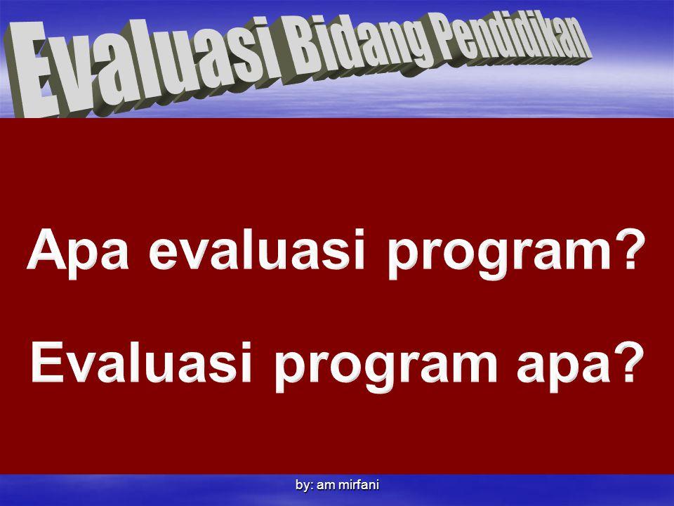 MisiVisi Peningkatan Mutu Tenaga Pendidikan Memenuhi Standar Kualifikasi: - Guru - Kepala Sekolah - Pengawas dll.