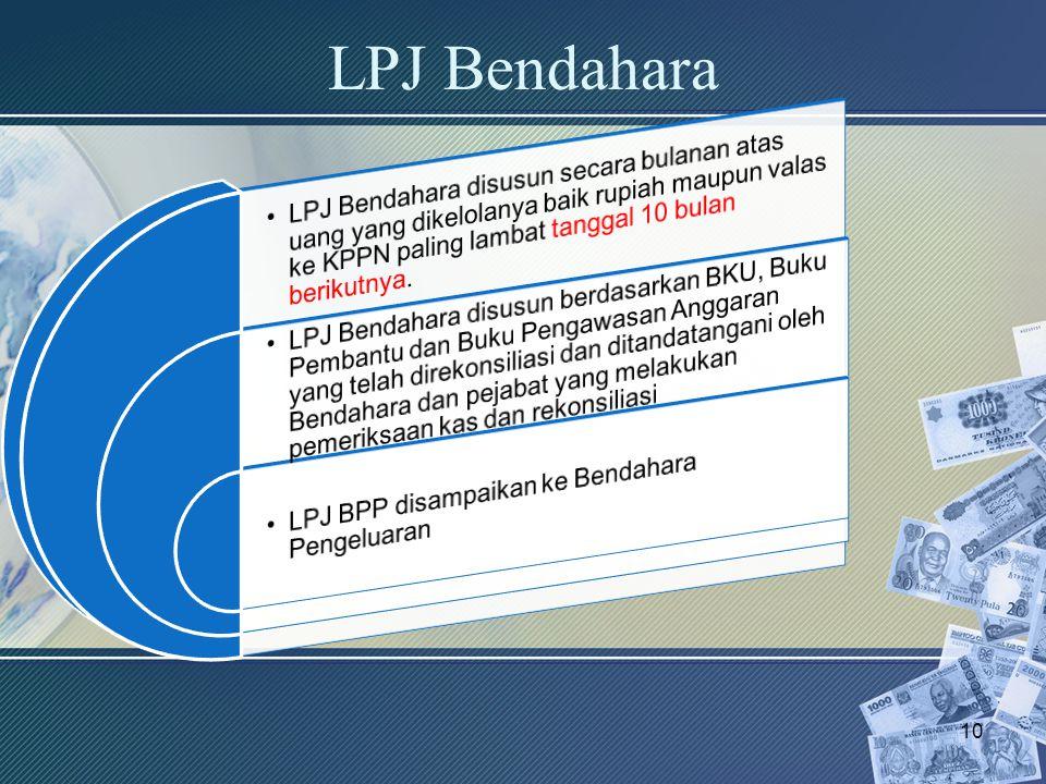 LPJ Bendahara 10