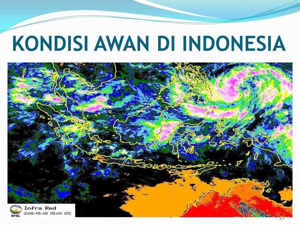 KONDISI AWAN DI INDONESIA 21