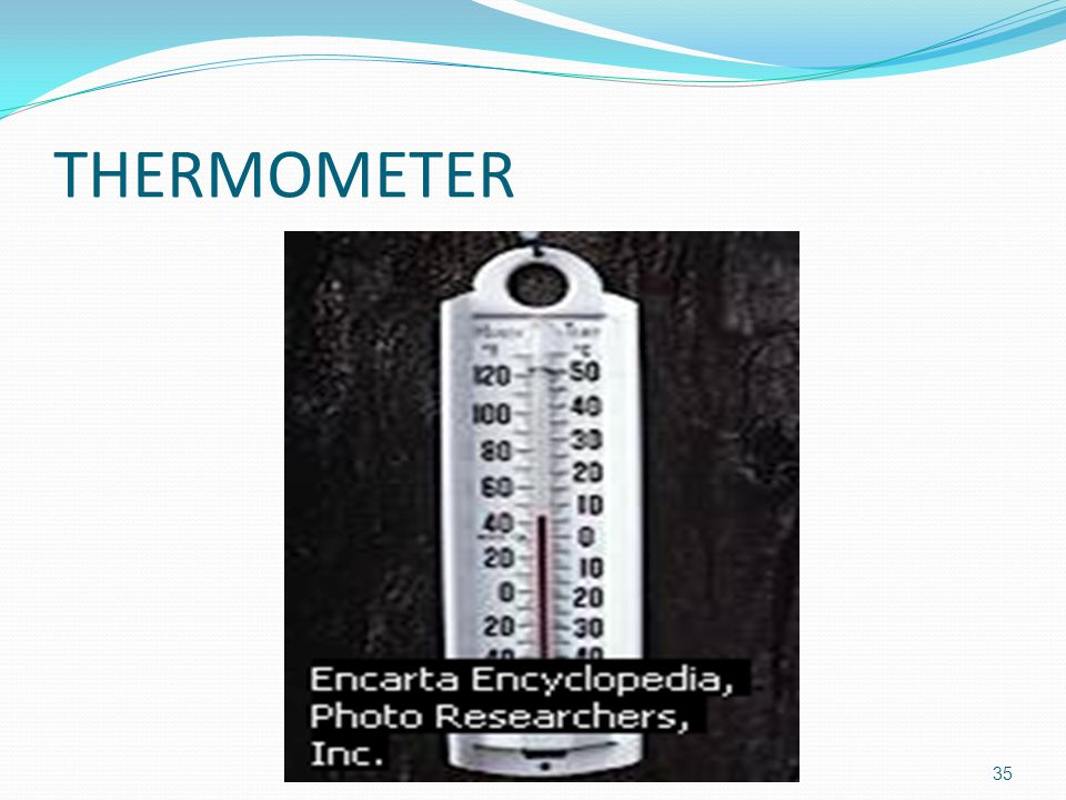 THERMOMETER 35