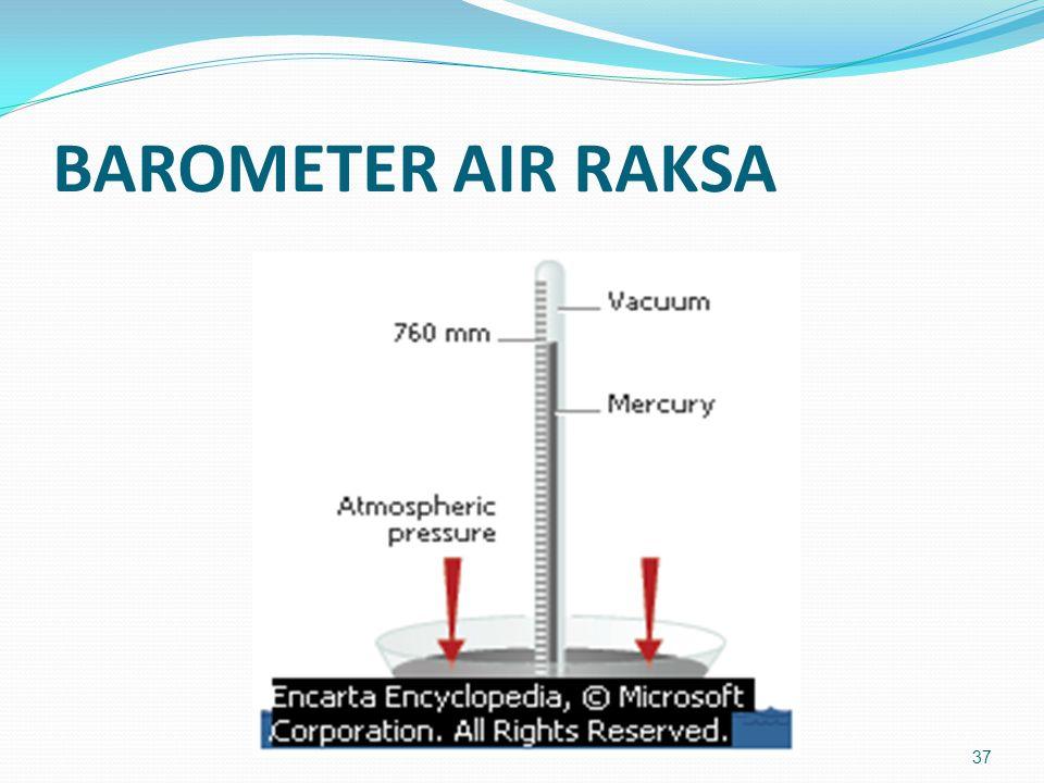 BAROMETER AIR RAKSA 37
