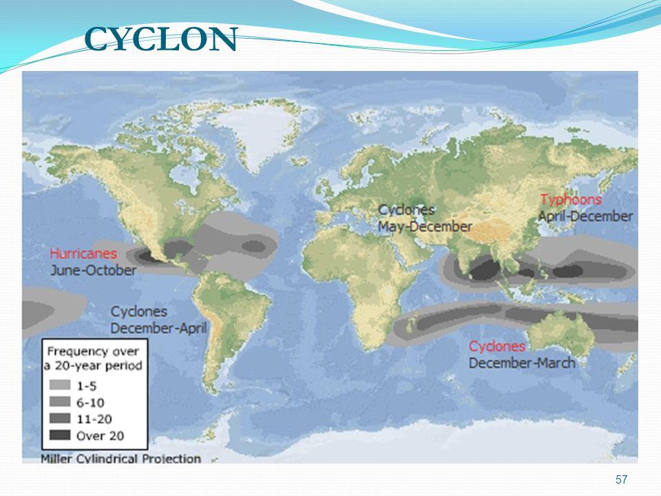 CYCLON 57