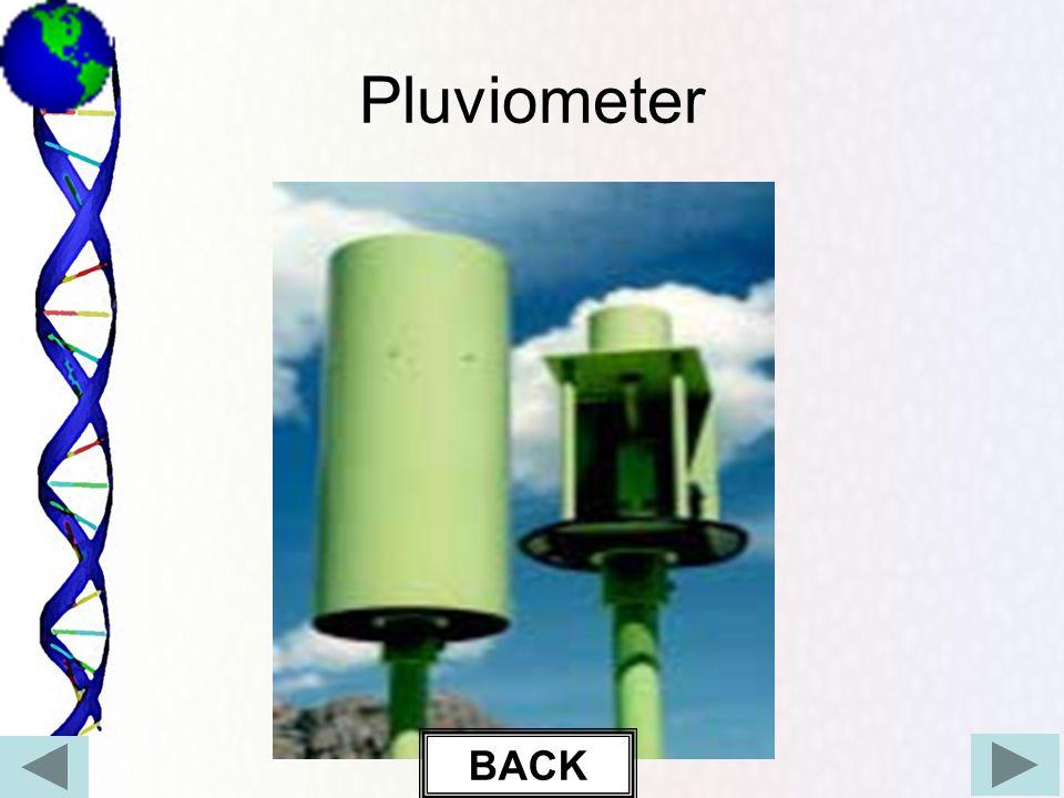 Pluviometer BACK