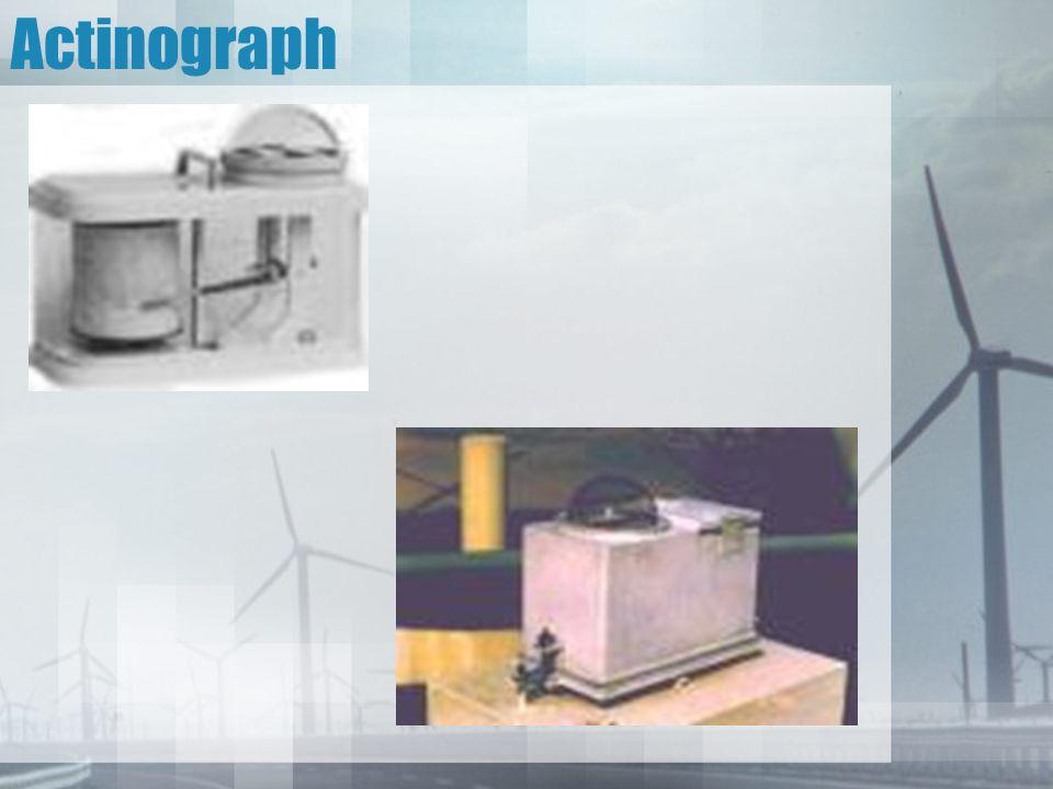 Actinograph
