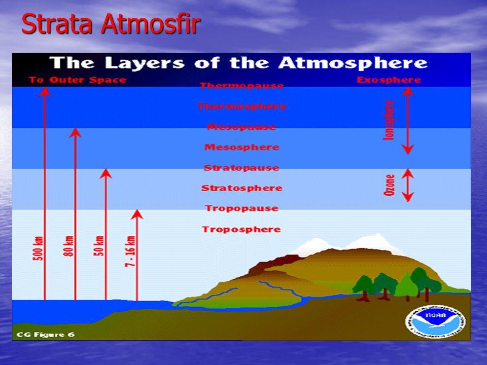Apakah pengaruh dari penipisan lapisan ozon.