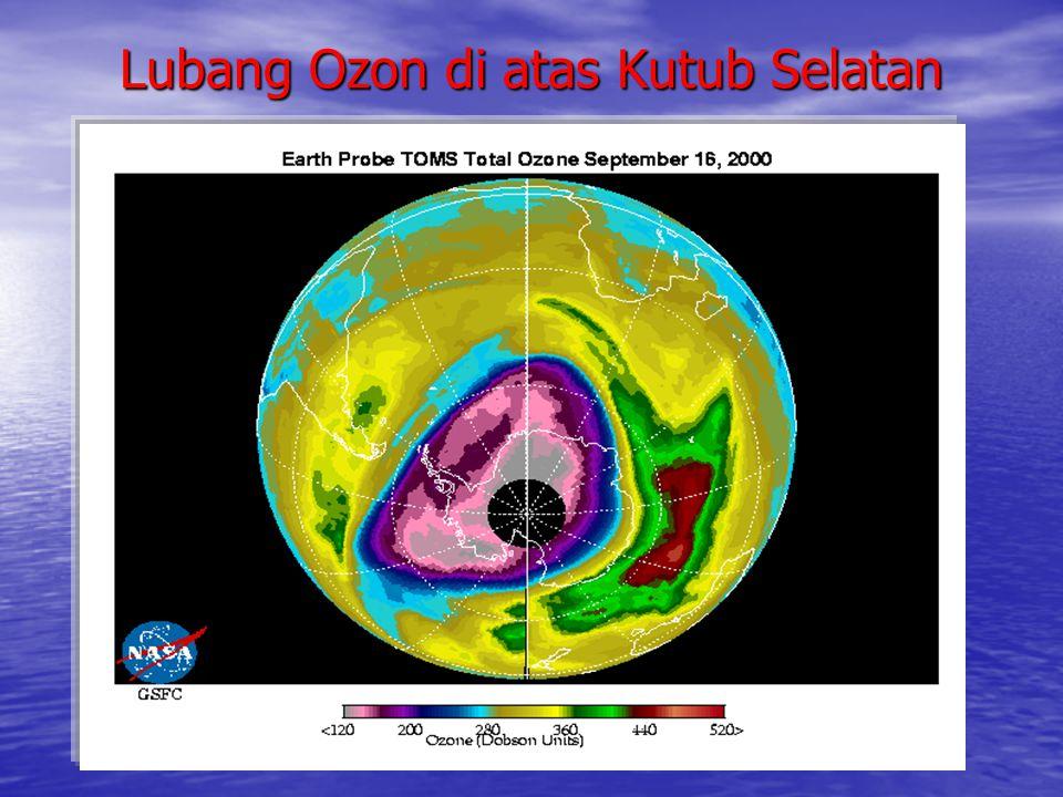 Mengapa Lapisan Ozon itu penting.• Lapisan Ozon berfungsi sangat penting bagi kehidupan di bumi.