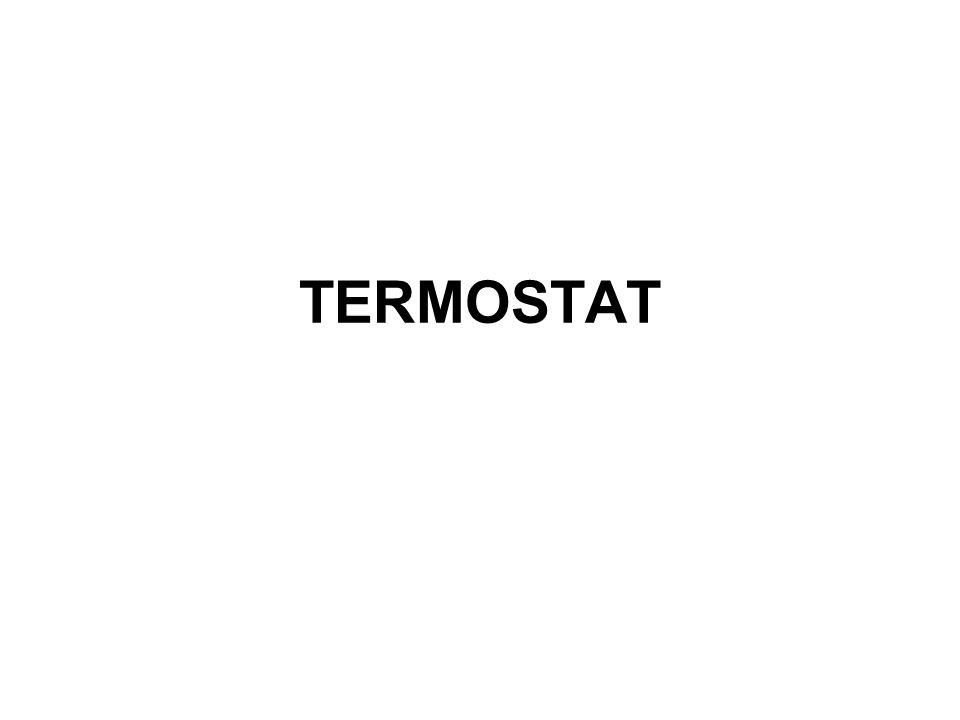 1.Menjelaskan fungsi dan prinsip kerja termostat 2.Membedakan termostat jenis lilin dan bimetal 3.Menjelaskan fungsi dan cara kerja termostat dengan pengatur by pass 4.Menjelaskan pemasangan termostat pada bagian atas dan bagian bawah