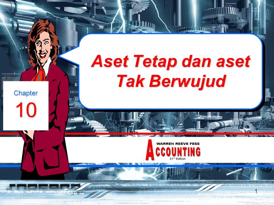 2 Tujuan Pembelajaran 1.Menentukan aset tetap dan akuntansinya 2.