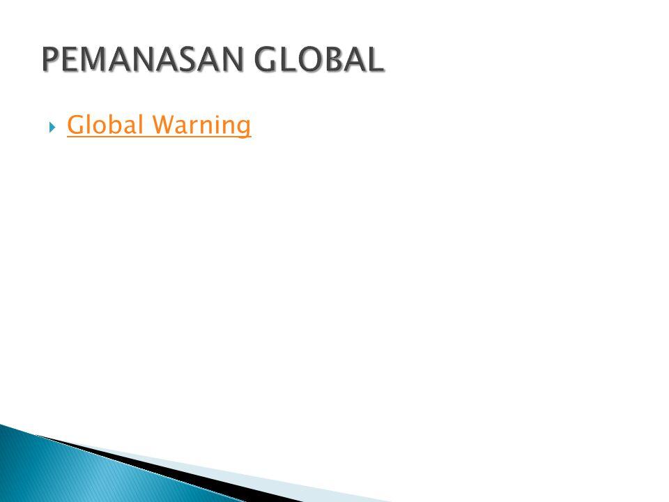  Global Warning Global Warning