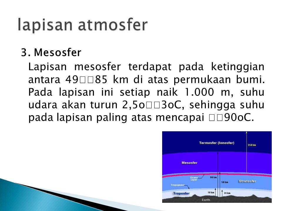 tekanan udara adalah Tekanan udara yang diberikan oleh setiap satuan luas bidang datar dari permukaan bumi sampai batas atmosfer