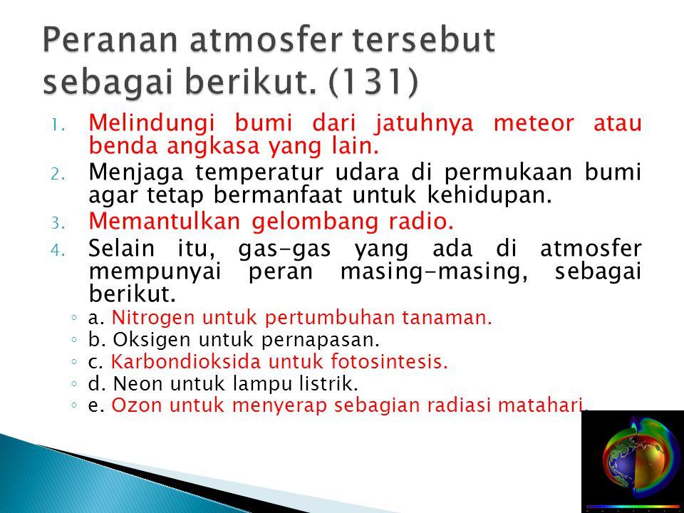 1.Cuaca : Keadaan udara pada suatu waktu yang relatif singkat dan tempat yang relatif sempit 2.