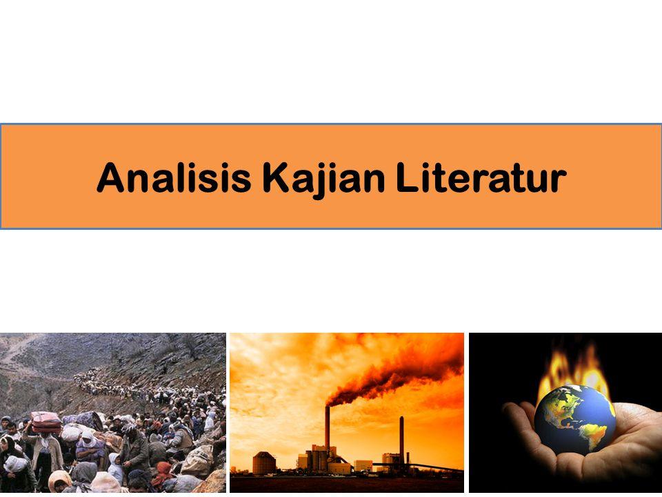 Analisis Kajian Literatur