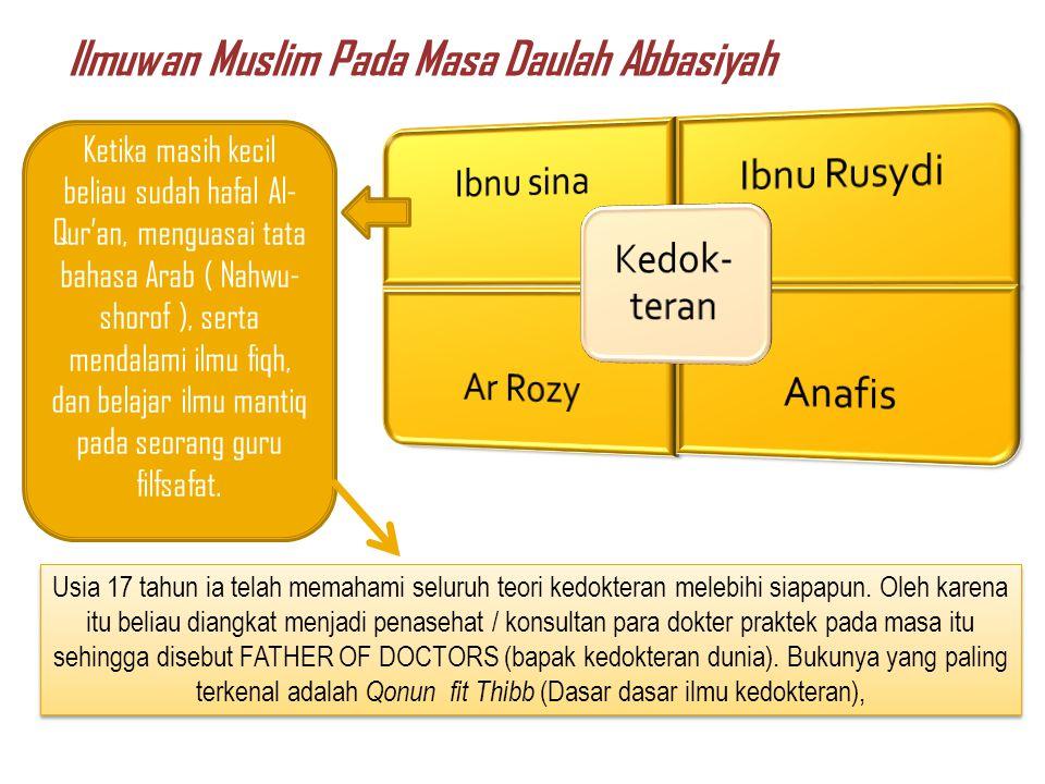 Rasululloh SAW. berdakwah dengan dua aspek, yaitu agama dan ilmu pengetahuan. Beliau terus menyerukan umat Islam agar belajar membaca dan menulis. Pad