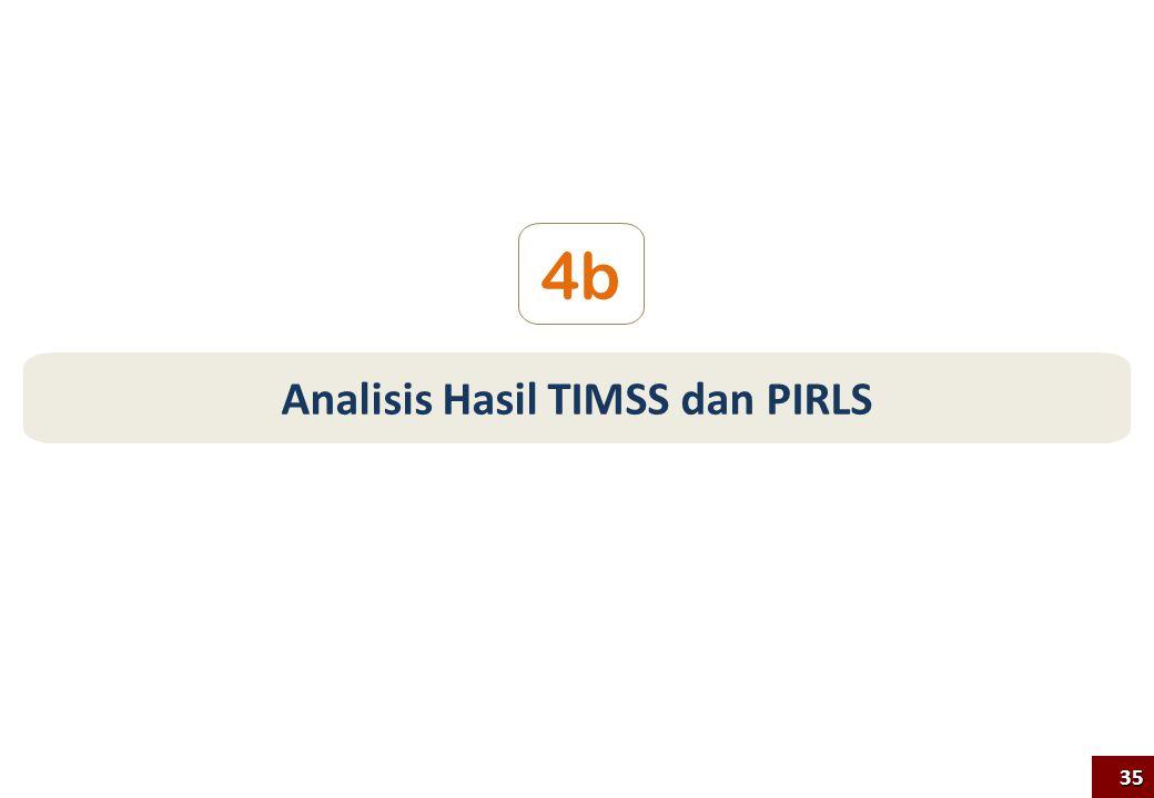 Analisis Hasil TIMSS dan PIRLS 4b 35