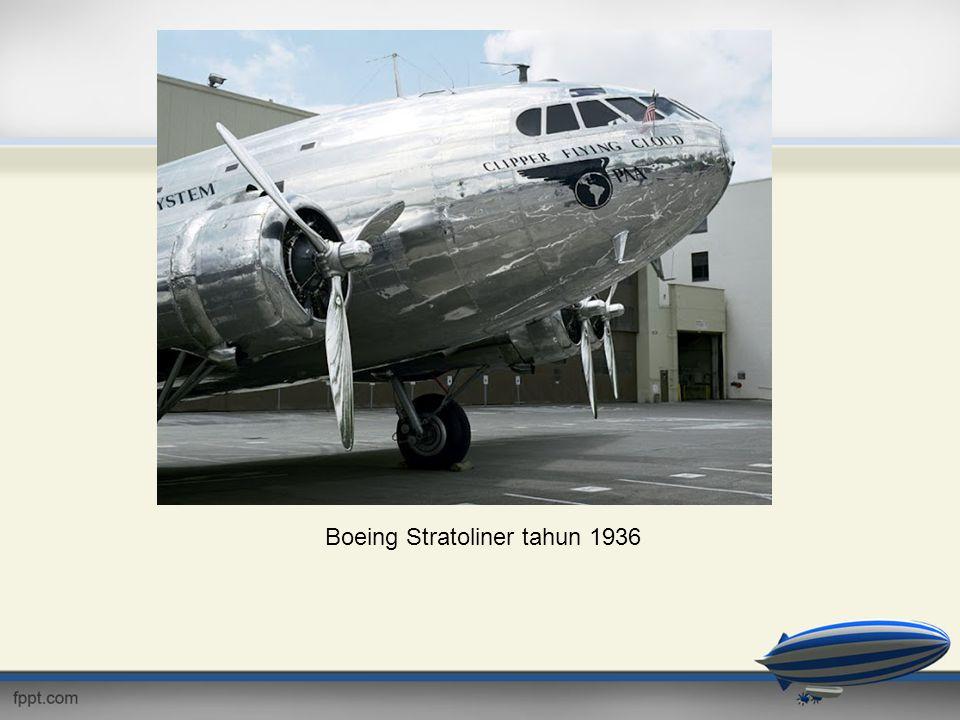Boeing Stratoliner tahun 1936