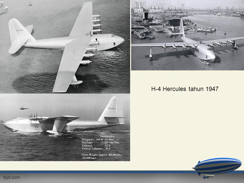 H-4 Hercules tahun 1947
