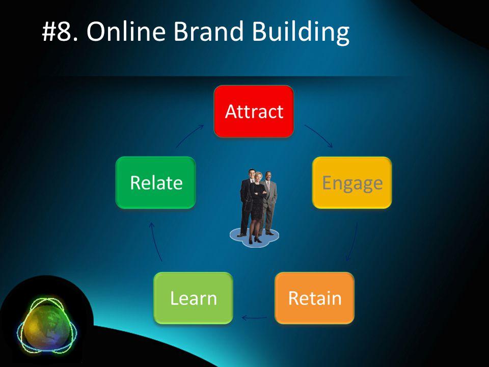 #8. Online Brand Building