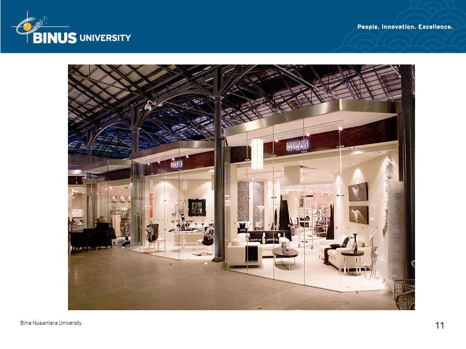 Bina Nusantara University 11