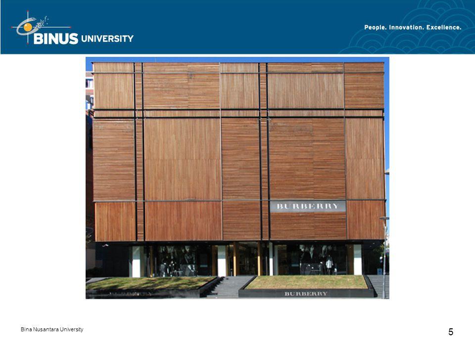 Bina Nusantara University 5