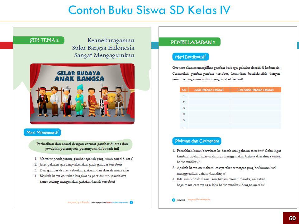 Contoh Buku Siswa SD Kelas IV 60