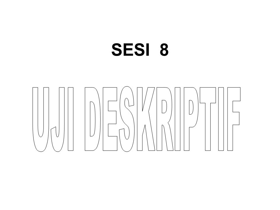 SESI 8
