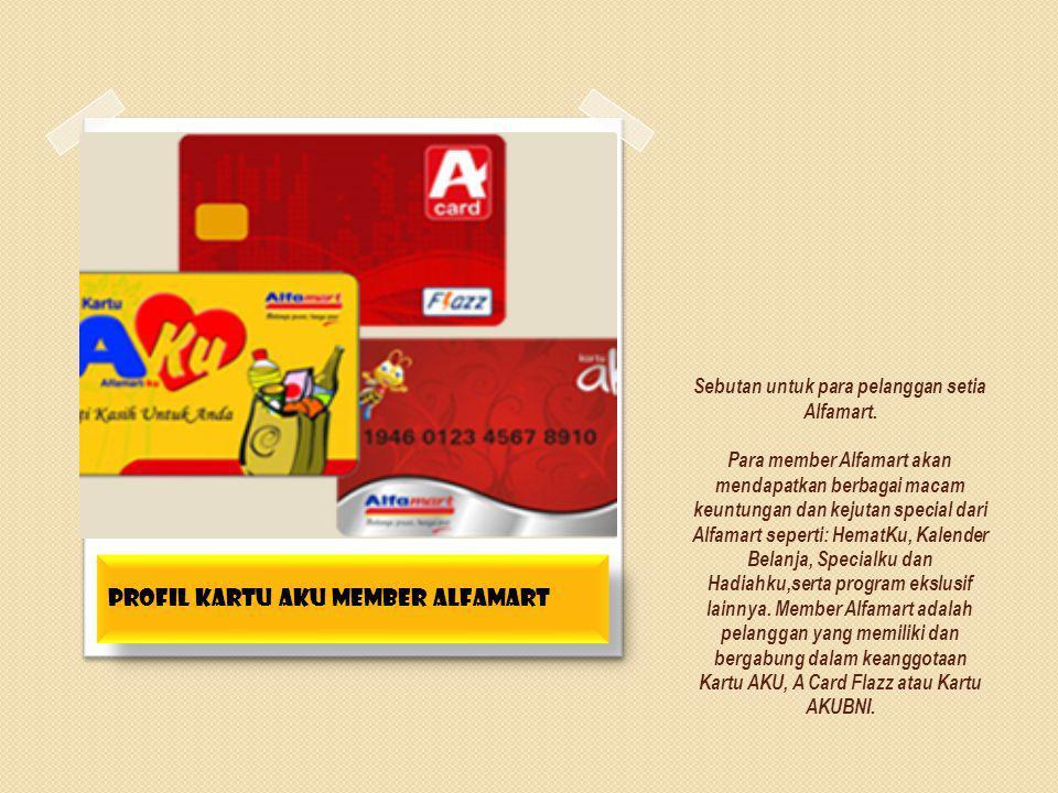 P RODUK D AN J ASA Produk Eksentasi perkembangan alfamart di dukung oleh merchandising dalam menangani pemilihan, pengadaan dan pengembangan barang se