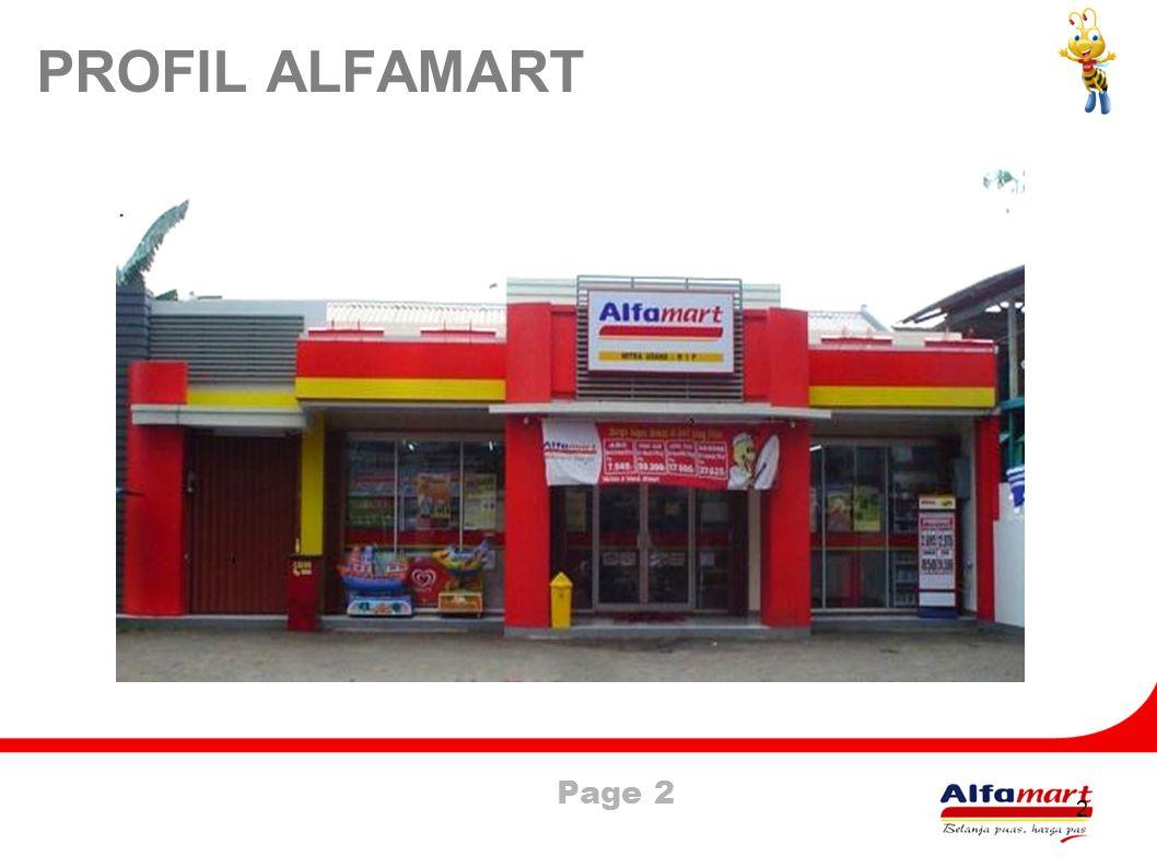 Page 2 2 PROFIL ALFAMART