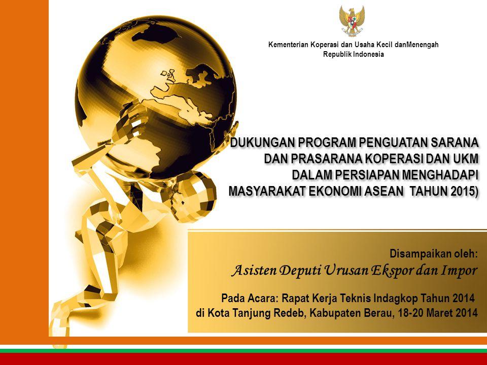 A.SEKILAS TENTANG ASEAN ECONOMIC COMMUNITY (AEC)/ MASYARAKAT EKONOMI ASEAN (MEA) B.PELUANG EKONOMI ASEAN BAGI PELAKU UMKM C.TANTANGAN: PEMASARAN & JARINGAN USAHA PRODUK UMKM (Dalam Kerangka MEA 2015) D.KARAKTERISTIK UMKM E.ARAH KEBIJAKAN PEMBERDAYAAN KUMKM F.UPAYA STRATEGIS PENGEMBANGAN PEMASARAN DAN JARINGAN USAHA G.BEST PRACTICES (Program Bantuan Sosial Terkait Sarana Dan Prasarana Pemasaran dan Fasilitasi Lainnya) H.PROGRAM DEPUTI BIDANG PEMASARAN DAN JARINGAN USAHA TAHUN 2014 I.PENUTUP