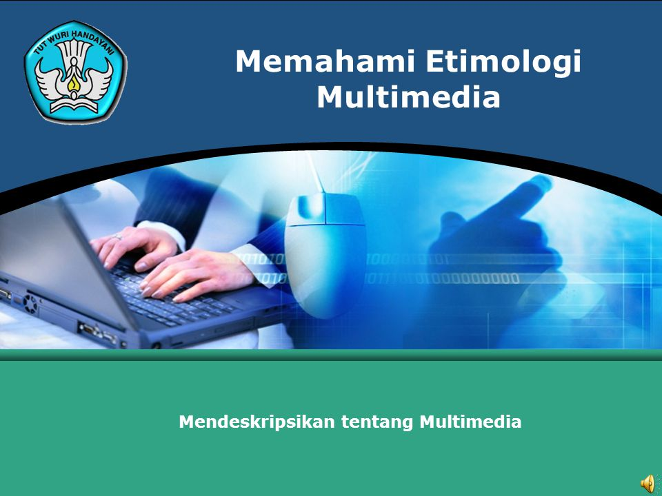 Teknologi Informasi dan Komunikasi Hal.: 41Isikan Judul Halaman SMK NEGERI 2 BLITAR The End