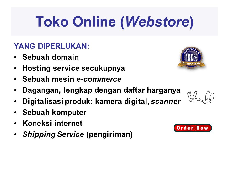 Keep in Mind !!. 85% Internet Traffic datang dari Search Engine Jadi,...